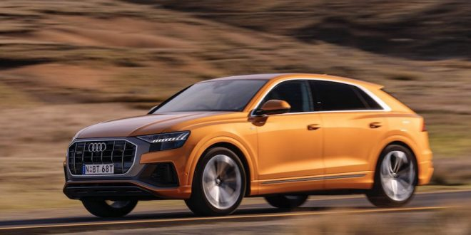 2019 Audi Q8 checks in from $128,900