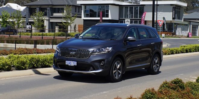 2019 Kia Sorento Sport V6 Review – worth the step up?