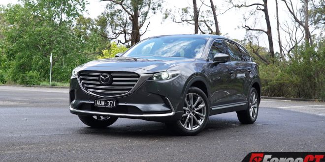 2019 Mazda CX-9 Azami FWD Review