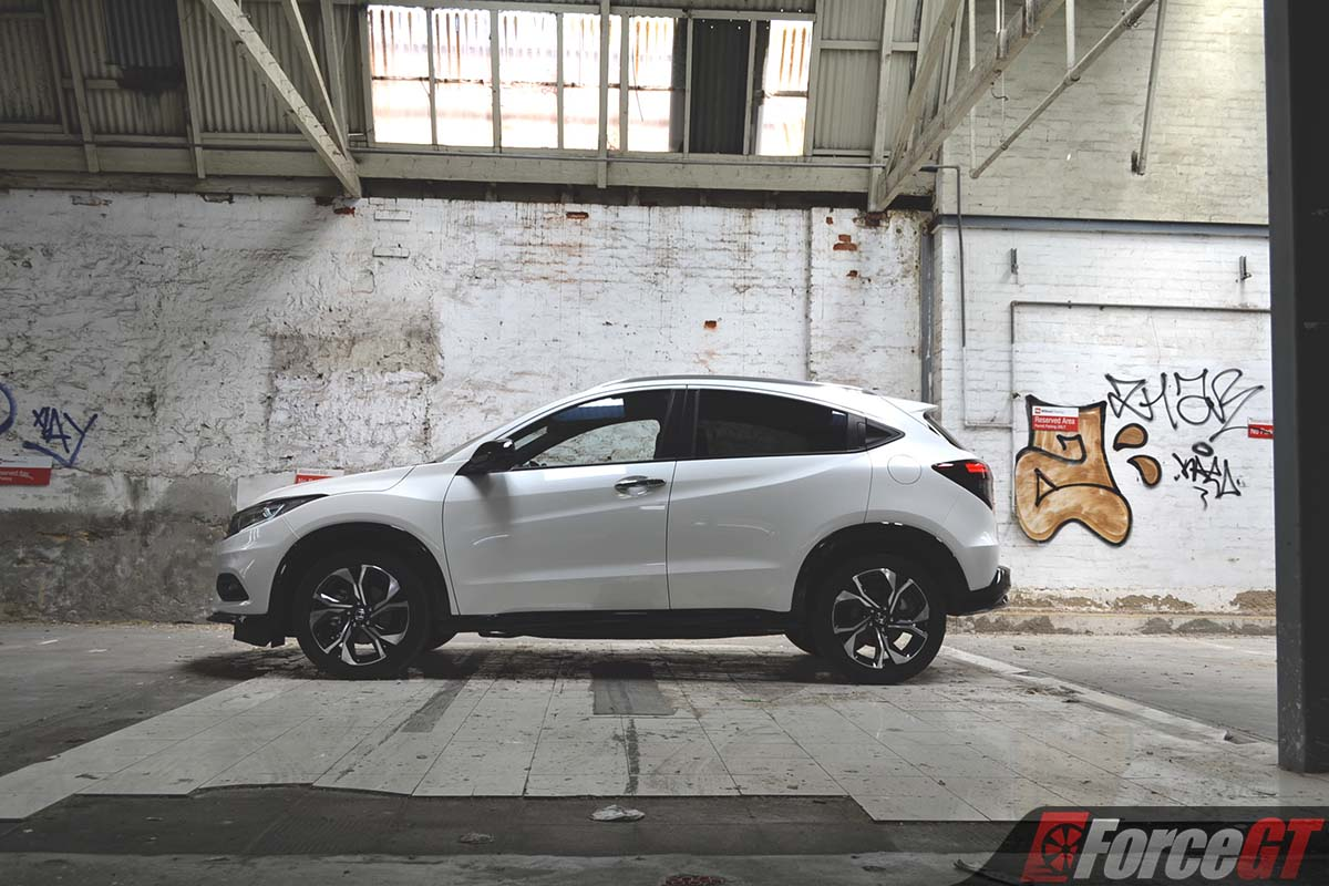 2019 Honda Hr V Rs Review When Sportiness Meets