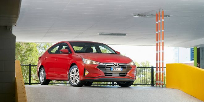 New Go and Sport models headline restyled 2019 Hyundai Elantra range