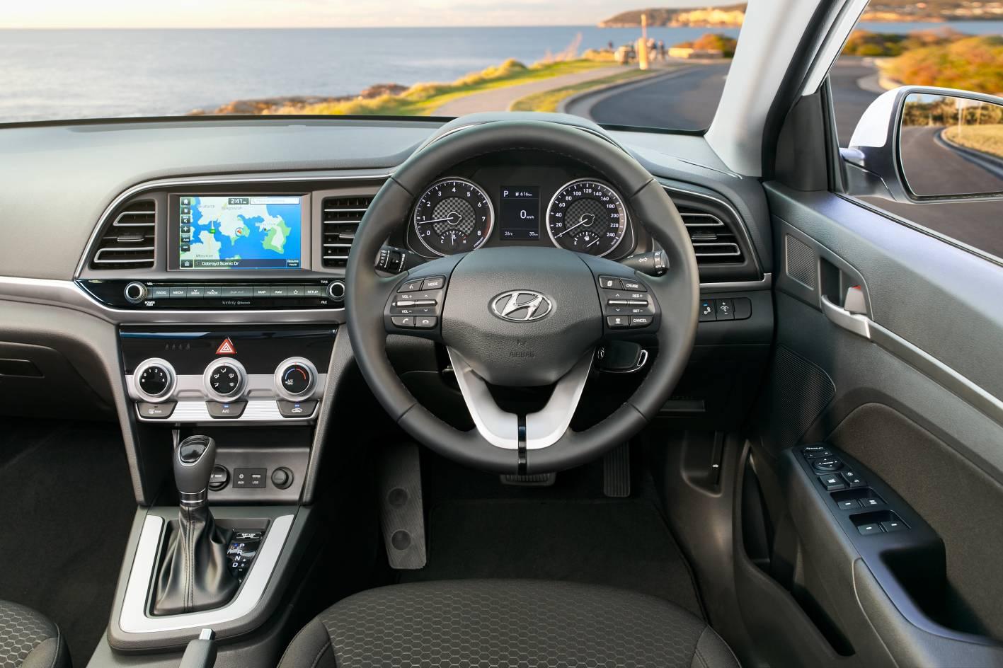 2019 Hyundai Elantra Active Interior Forcegt Com
