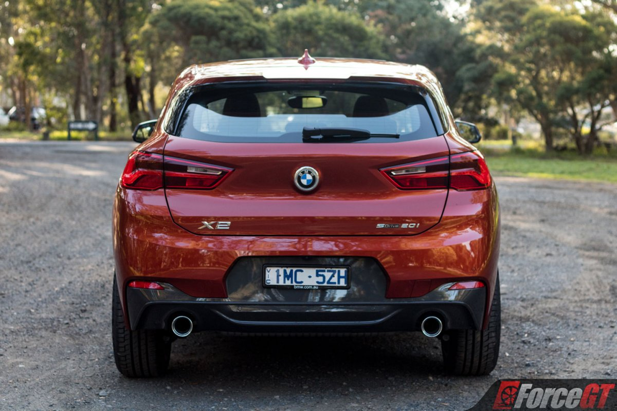 2019 Bmw X2 Sdrive2 0i Review Forcegt Com