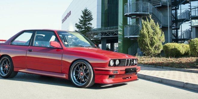 Vilner unveils unique BMW E30 M3 Evo