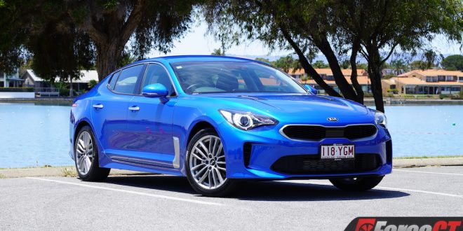 2019 Kia Stinger 200S Review