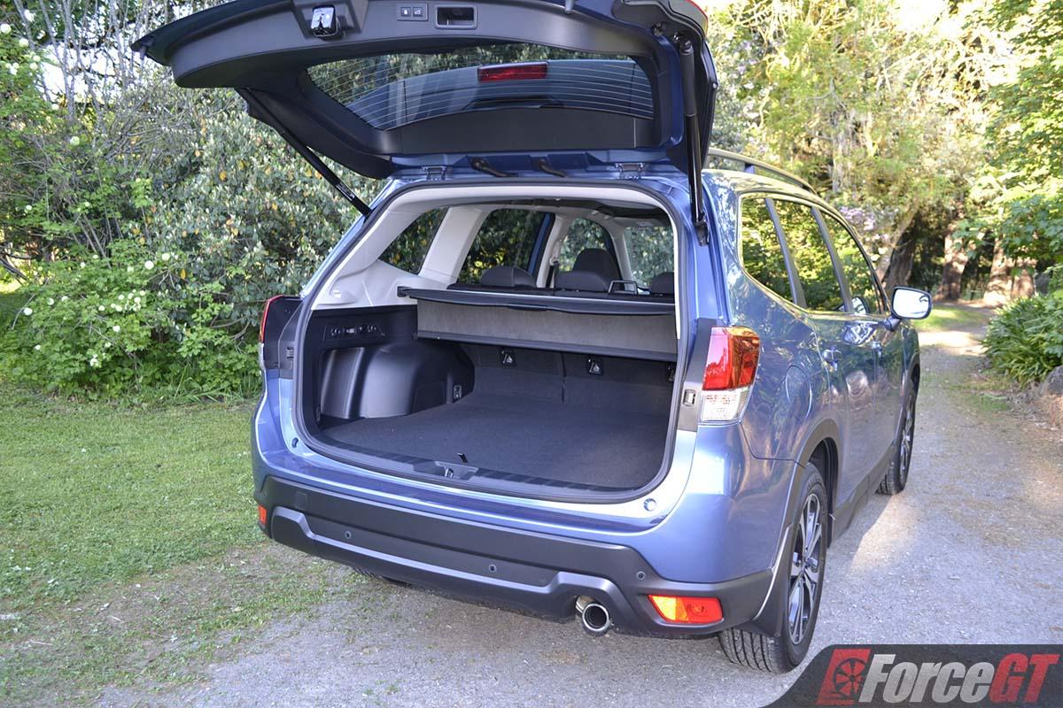 2019 Subaru Forester 2.5i Premium Review - ForceGT.com