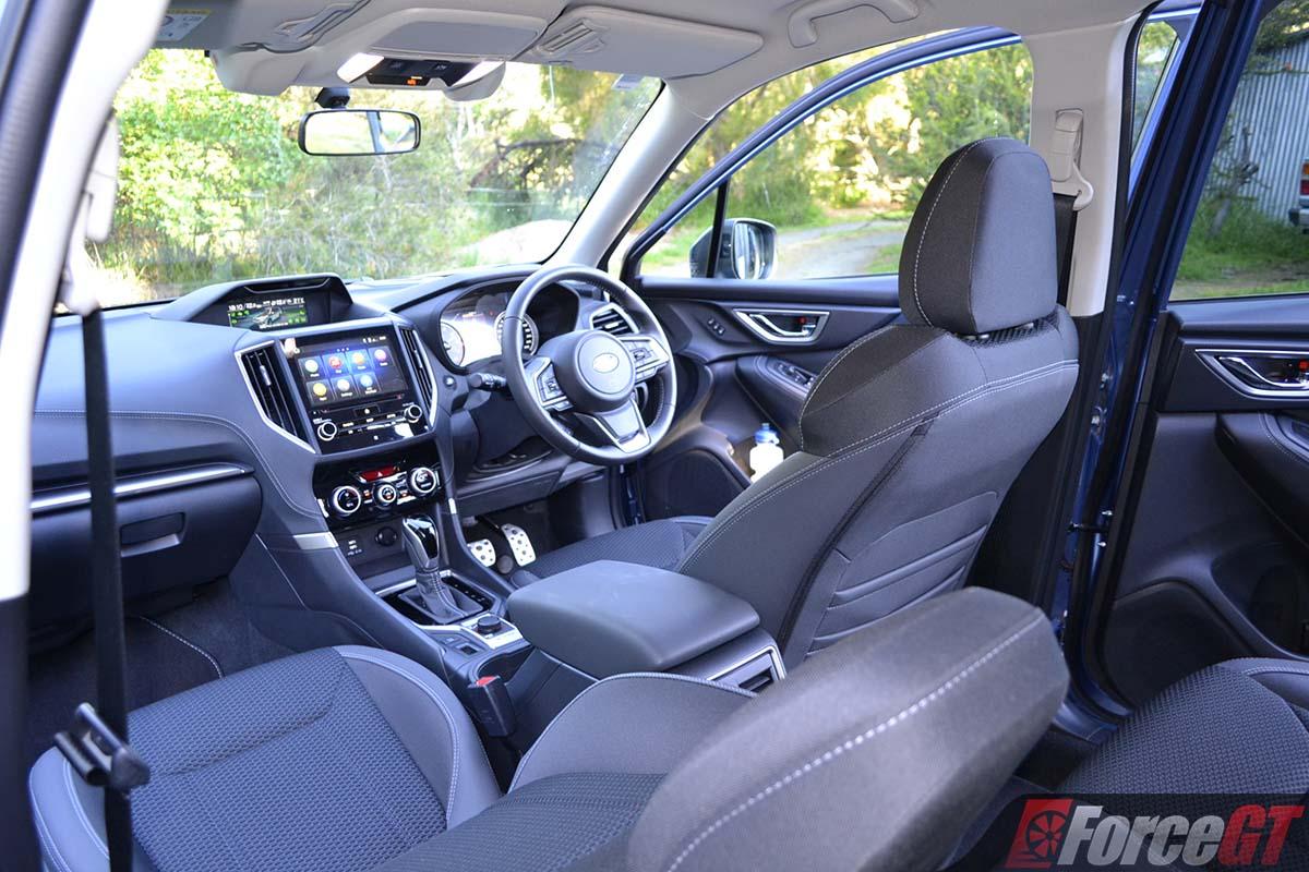 Toyota Rav4 Towing Capacity >> 2019 Subaru Forester 2.5i Premium Review - ForceGT.com