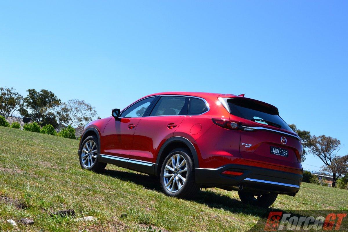 7 Seat Suv Comparison 2019 Mazda Cx 9 Vs Hyundai Santa Fe