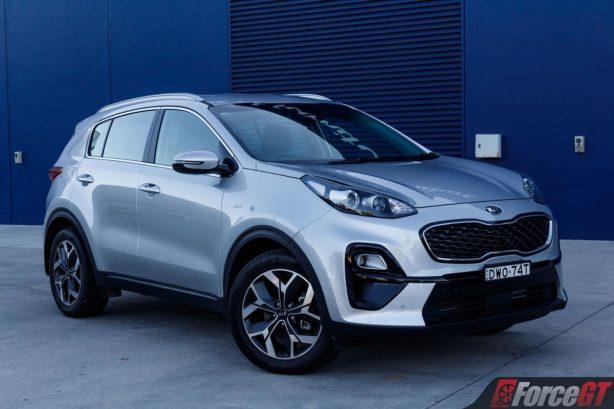 2019 Kia Sportage Si Premium Diesel Awd Review Forcegt Com