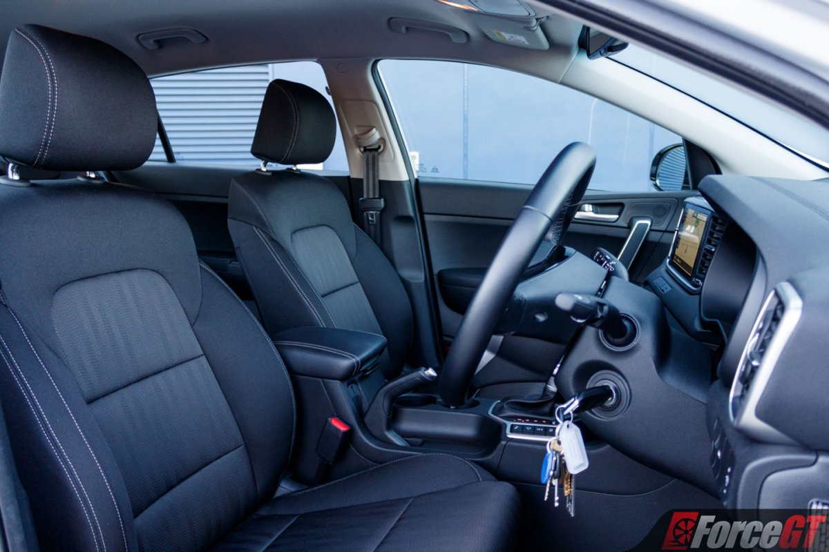Toyota Rav4 Towing Capacity >> 2019 Kia Sportage Si Premium Diesel AWD Review - ForceGT.com