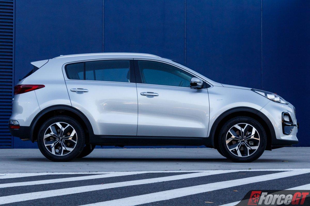 2019 kia sportage si premium diesel awd review