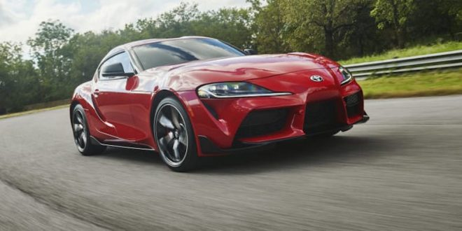2020 Toyota Supra Australian pricing revealed