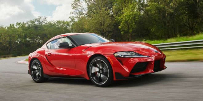 Texas tuner gives Toyota Supra a manual it deserves