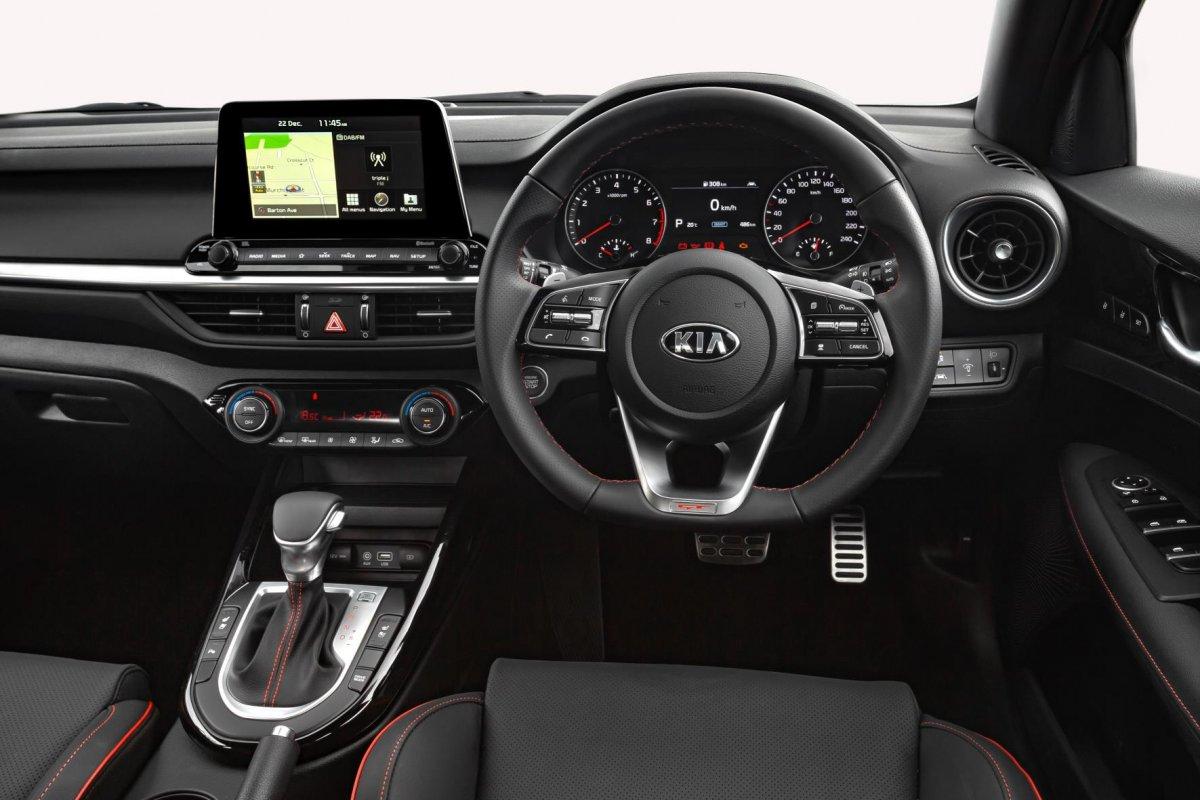 Toyota Of Alvin >> GT adds turbo sparkle to Kia Cerato - ForceGT.com
