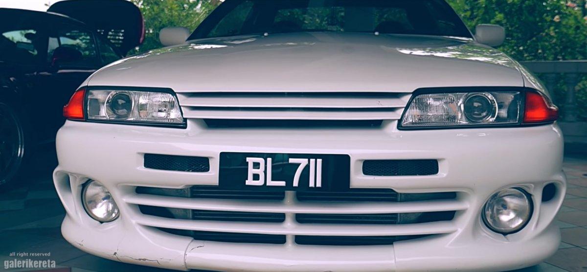 Rare metal: R32 Nissan Skyline HKS Zero-R - just one of ...