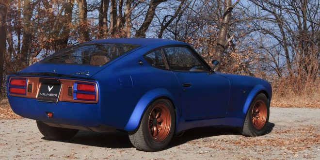Vilner restores 1976 Datsun 280Z to its former glory and more