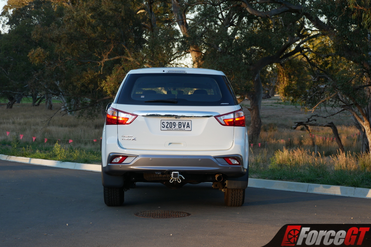 2019 Isuzu Mu X Ls M Review The Perfect Road Trip Car