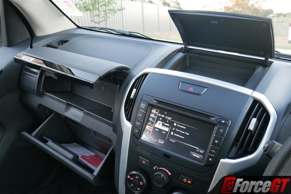 Mazda 2 Seater >> 2019 Isuzu MU-X LS-M Review – the perfect road-trip car ...