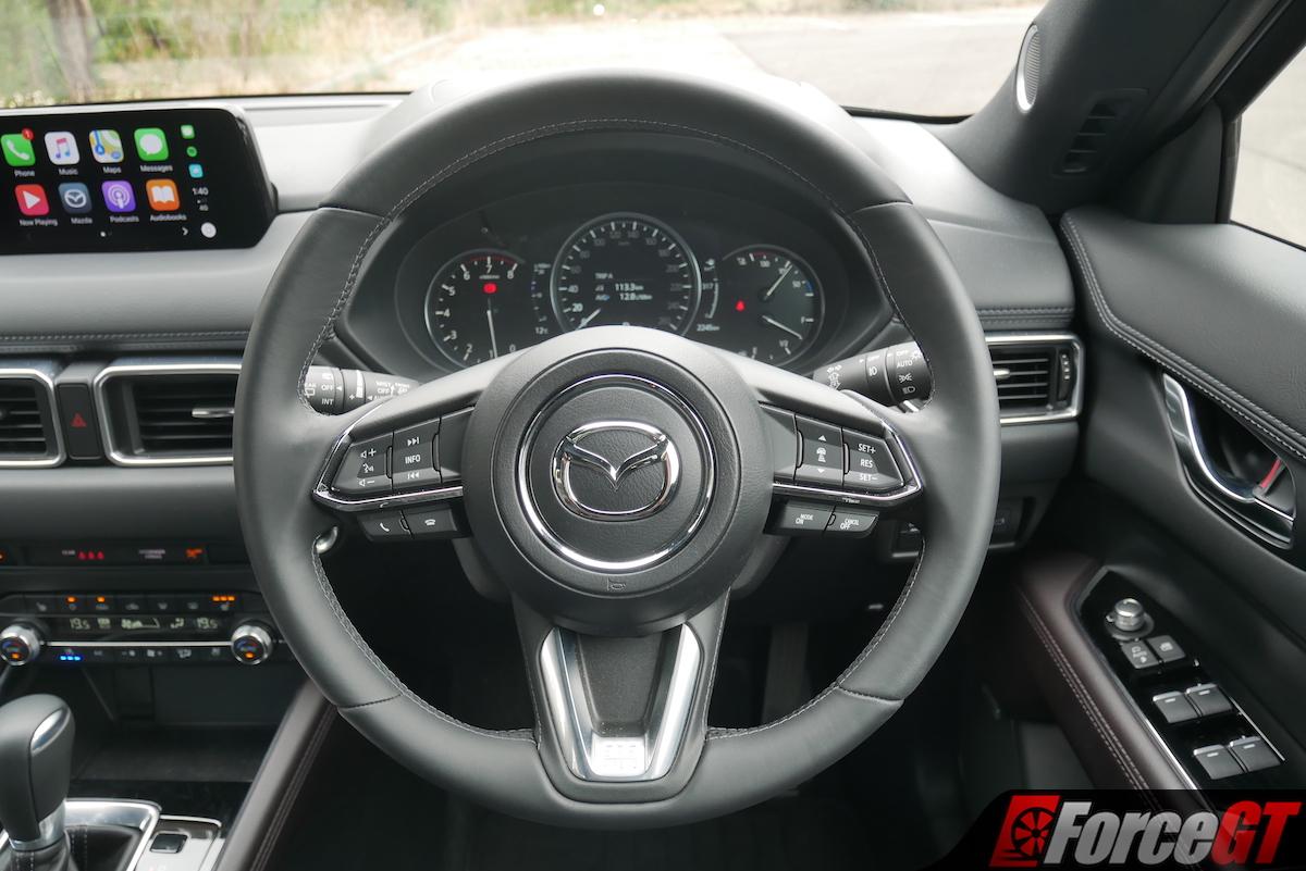 2019 Mazda Cx 5 Akera Turbo Review Forcegt Com