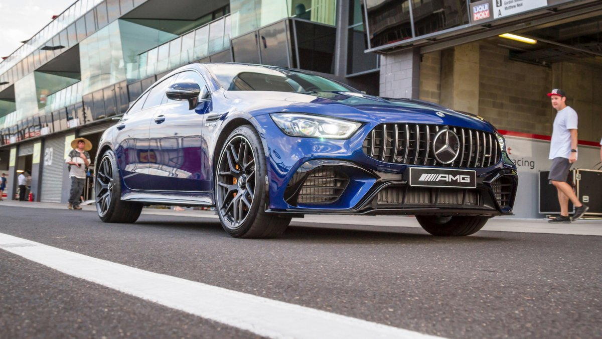 Mercedes-AMG GT 4-Door pricing and specifications ...