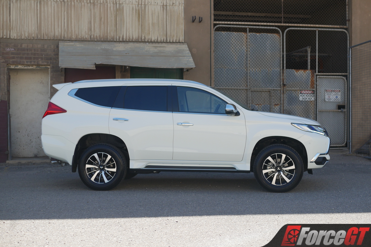 2019 Mitsubishi Pajero Sport Exceed Review Forcegt Com