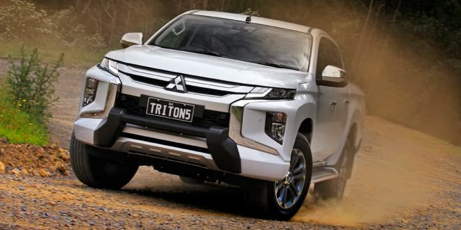 2019 Mitsubishi Triton pricing and specifications