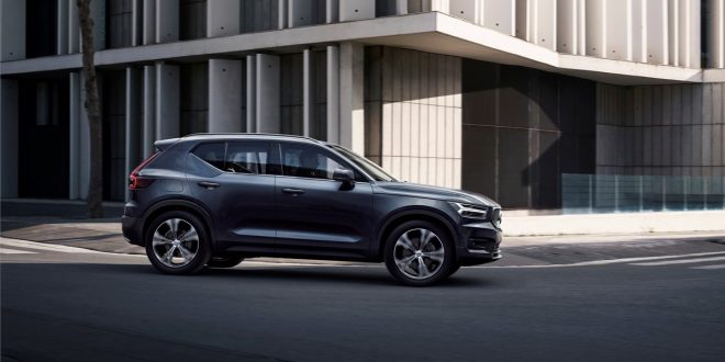 2019 Volvo XC40 brings new T4 petrol engine, Inscription trim