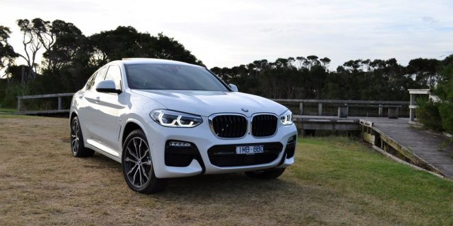 2019 BMW X4 Review – xDrive20d