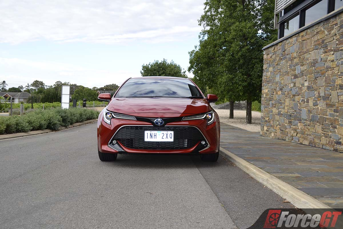 2019 Toyota Corolla Zr Hybrid Hatch Review One For The