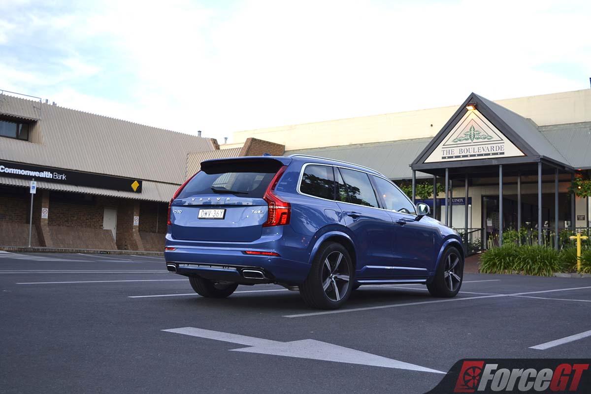 2019 volvo xc90 t6 r-design polestar review - why buy
