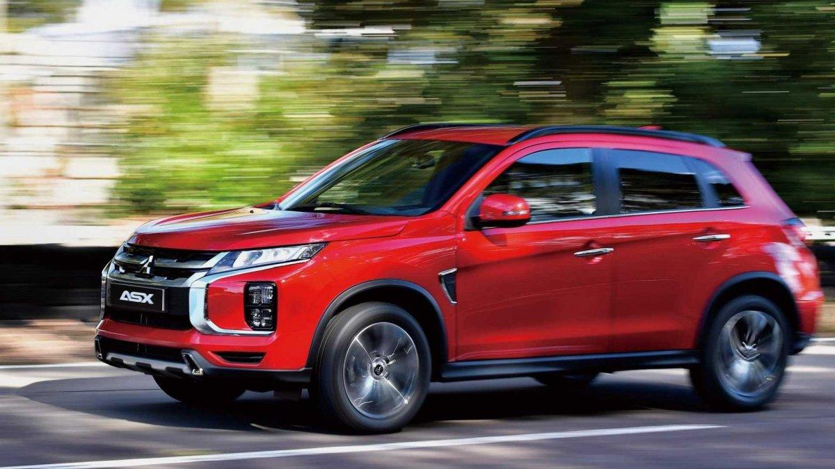 2020 Mitsubishi ASX gets a major facelift - ForceGT.com