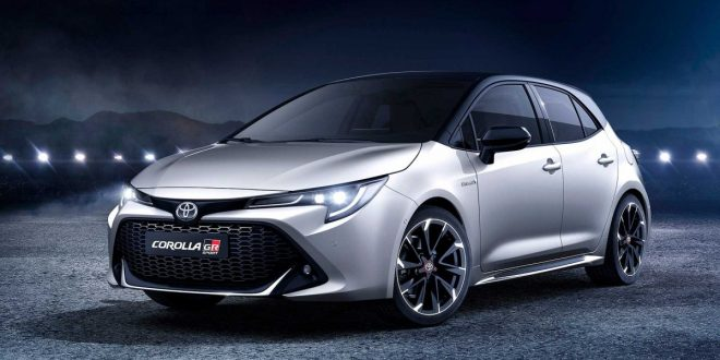 Toyota trademarks GR Corolla name, production all but confirmed