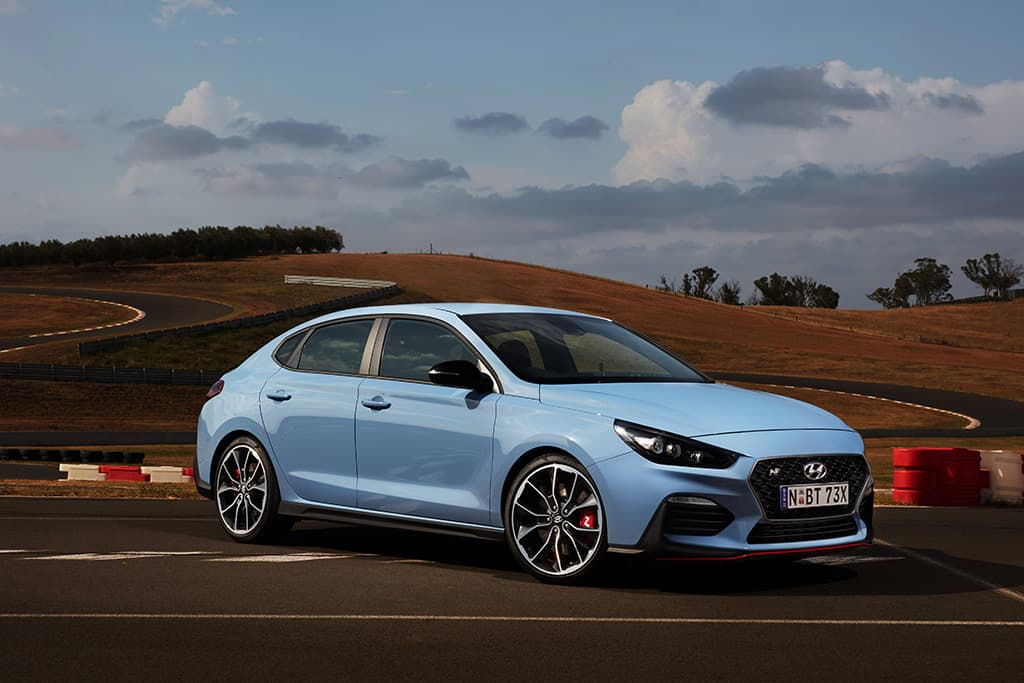 2019 Hyundai i30 Fastback N pricing and specifications ...