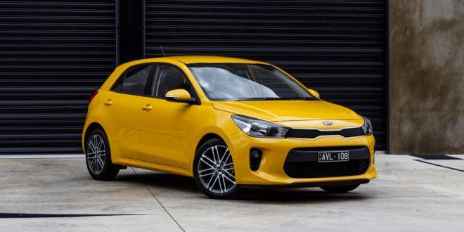 2019 Kia Rio Automatic Review