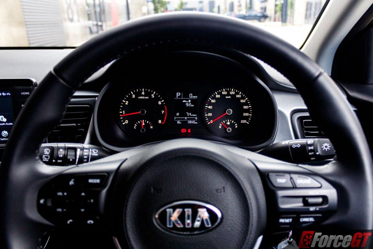 2019 Kia Rio Sport Automatic Review - ForceGT com