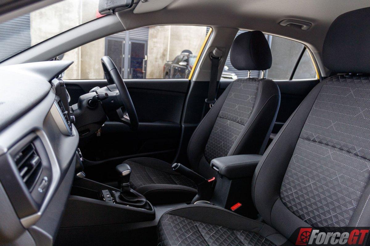 2019 Kia Rio Sport Automatic Review Forcegt Com