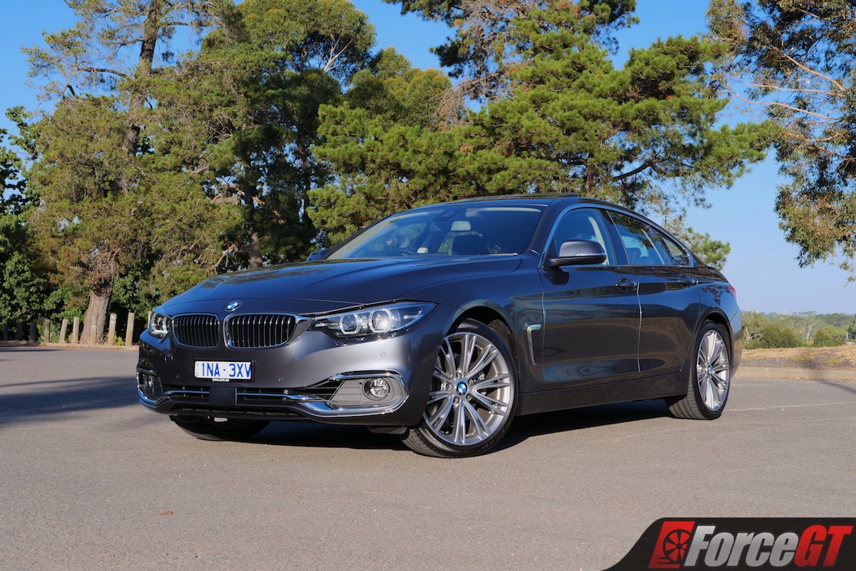2019 Bmw 4 Series Gran Coupe Lci Review 430i Luxury Line Forcegt Com