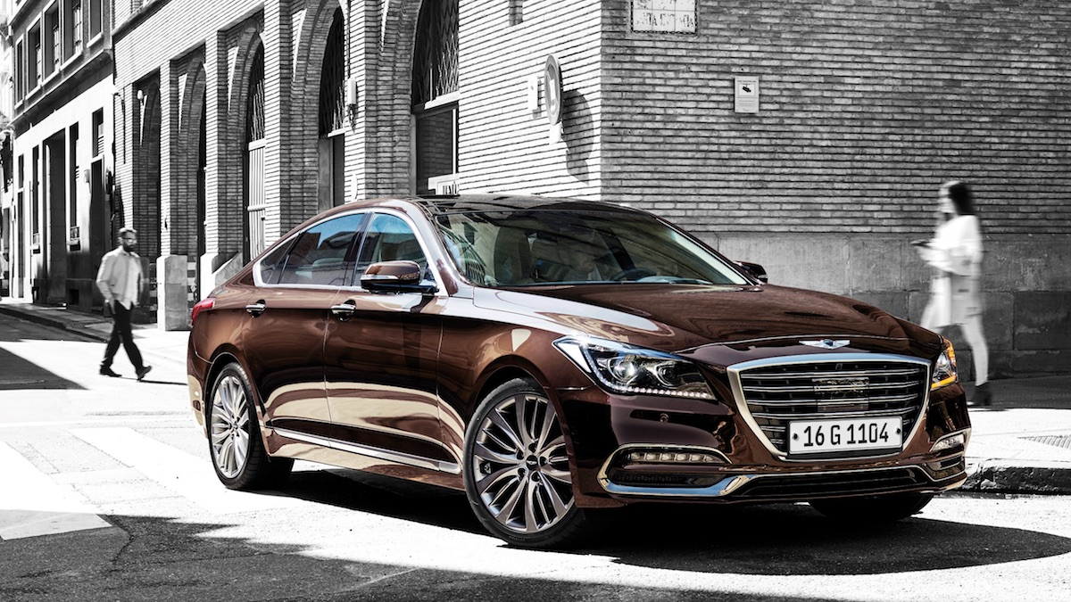 2019 Genesis G80 Australian pricing and specifications ...