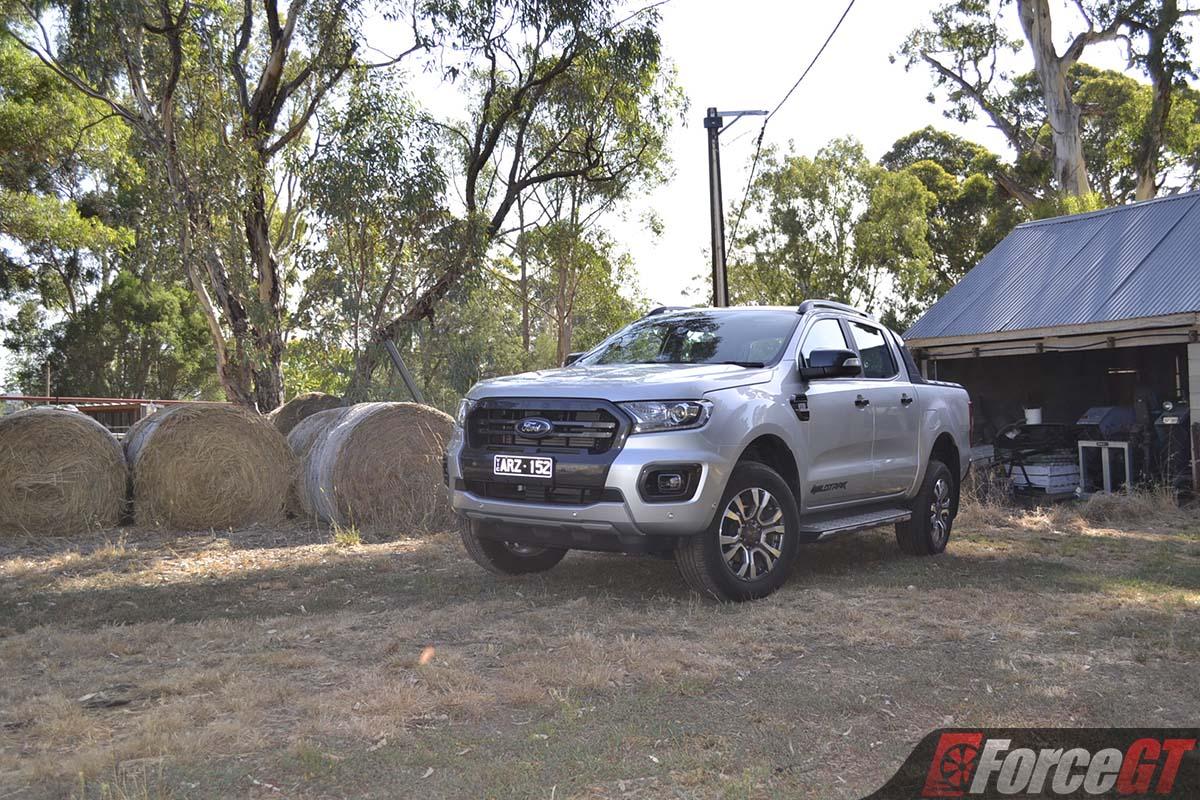 2019 Ford Ranger Wildtrak Review Forcegt Com