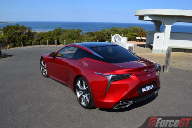 2019 Lexus Lc 500 Review The Best Grand Coupe Under 200k