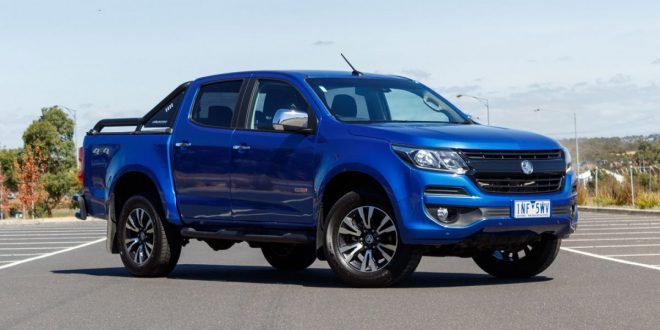 2019 Holden Colorado LTZ DualCab 4×4 Review