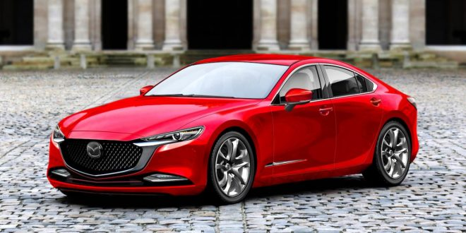 Next-gen Toyota Crown and Mazda 6 to share chassis and engines