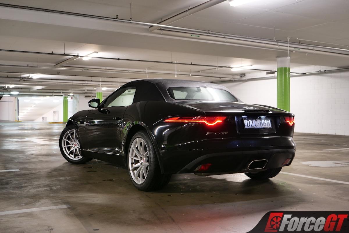 2019 Jaguar F Type 2 0 Convertible Review Forcegt Com