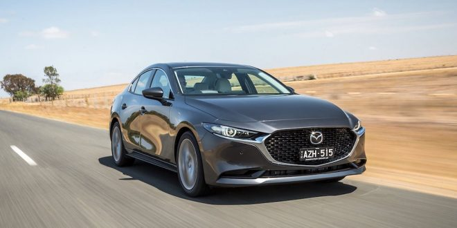2019 Mazda3 sedan pricing and specifications
