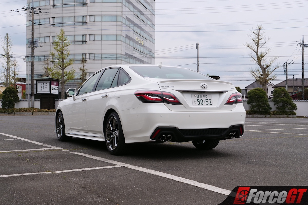 2019 Toyota Crown 2 0 RS Advance Review – Japan's hidden gem