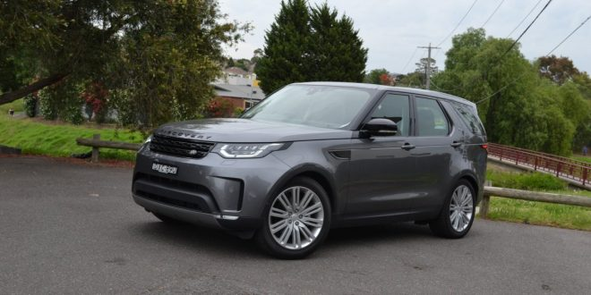 2019 Land Rover Discovery SD4 7 seats Review