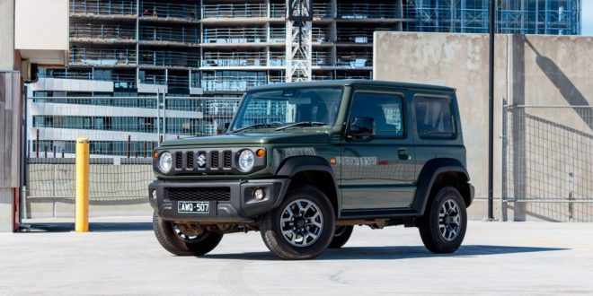 2019 Suzuki Jimny GLX Manual Review