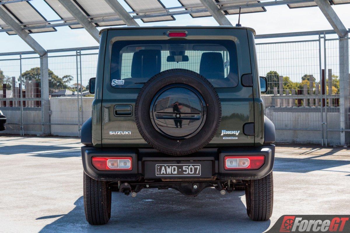 2019 Suzuki Jimny Glx Manual Review Forcegt Com