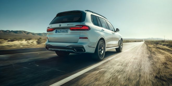 BMW X5 and X7 M50i coming in 2020 with 390kW