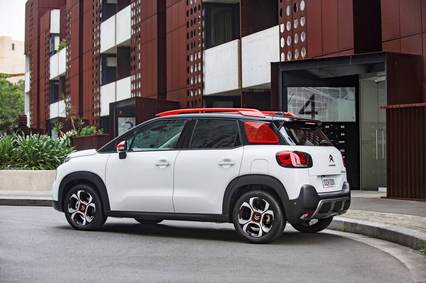 Citroen Joins Compact Suv Race With C3 Aircross Forcegt Com